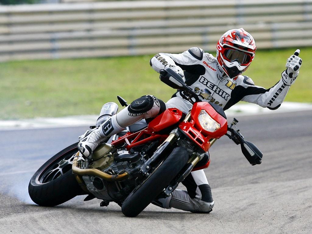 Burnout ricambi moto